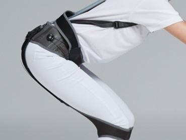 ユーピーアール SUPPORT JACKET Bb+ FIT 腰ベルト マッスルベルト 理想的な姿勢へ