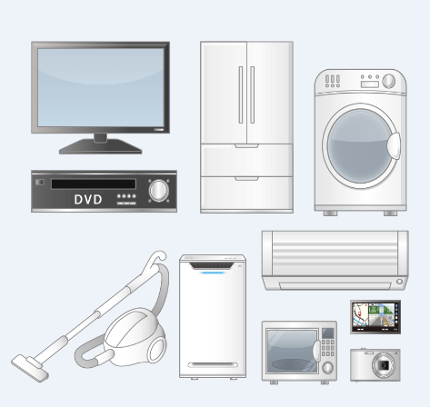 家電PC画像